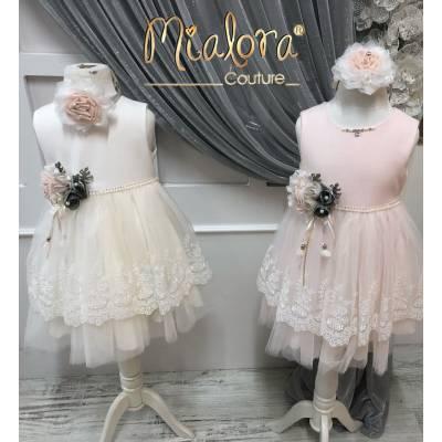 Нарядные платья т.м.Mialora