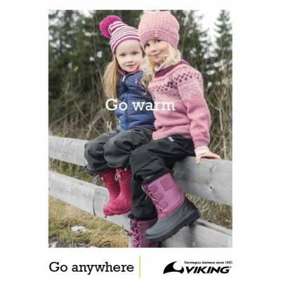 Новый популярный  норвежский бренд VIKING