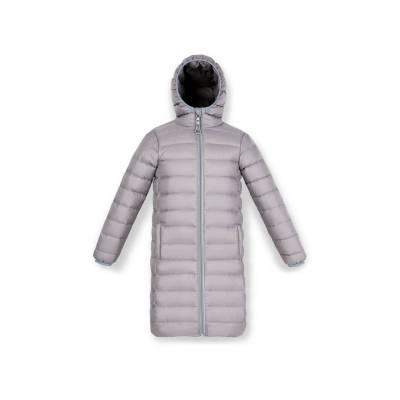 Пальто пуховое для дівчинки