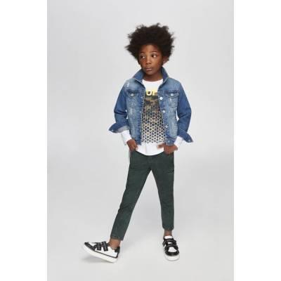 Куртка джинсова для хлопчика