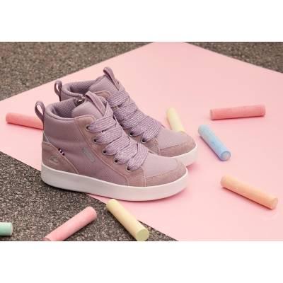 Кросівки Хайтопи для дівчинки